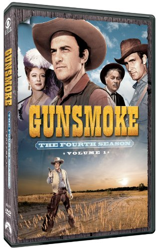 Gunsmoke - The 4th Season, Vol. 1 [RC 1]