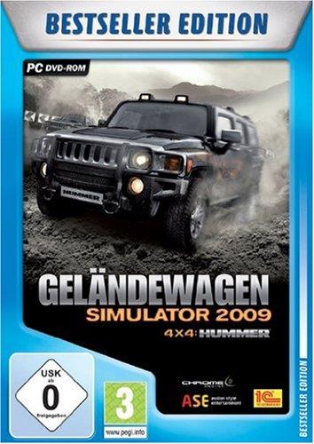 Rondomedia Geländewagen Simulator 2009 - Simulador de conducción con todoterreno (PC)