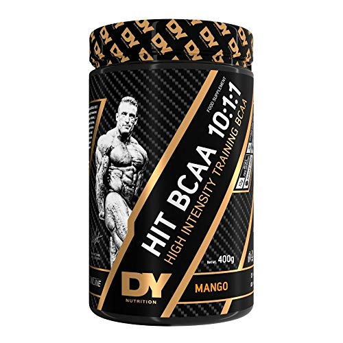 Dorian Yates HIT BCAA 10:1:1, Orange, 480 g