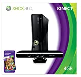 xbox 360 console 250gb bundle - Xbox 360 4GB Console with Kinect
