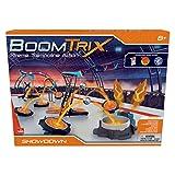 BoomTrix Showdown GL60104 Xtreme Trampolin Action für Kinder ab 8 Jahren, Mehrfarbig