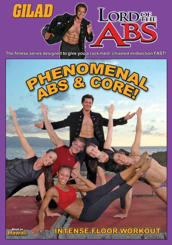 Gilad Lord of the Abs: Phenomenal Abs & Core by Gilad