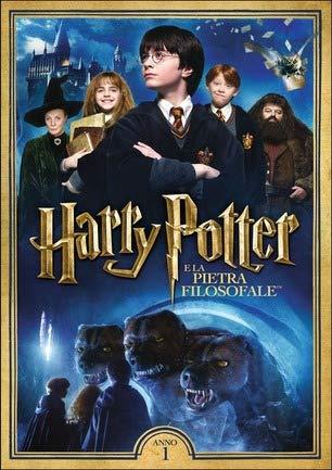 harry potter e la pietra filosofale 1 (slim edition)