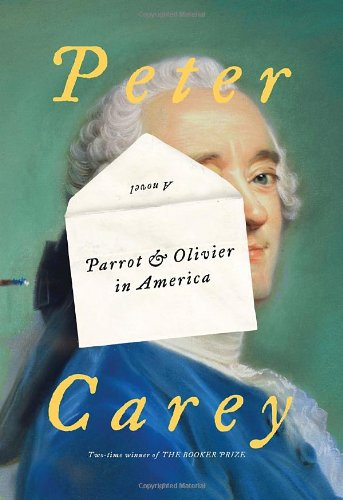 Image of Parrot and Olivier in America