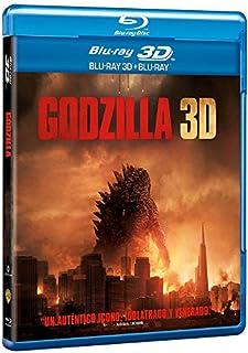 Godzilla (Bd 3d + Bd 2d)[2014]*** Europe Zone ***