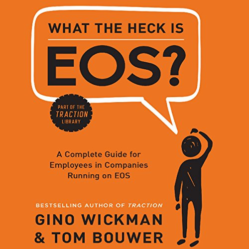What the Heck is EOS? audiobook cover art