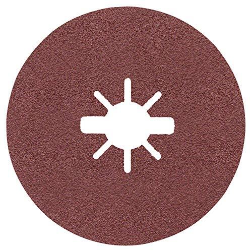 Bosch Professional Expert - Discos lija fibra metales