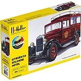 Heller Cofre de coche Citroen C4 Splendid Hotel 1/24 56713