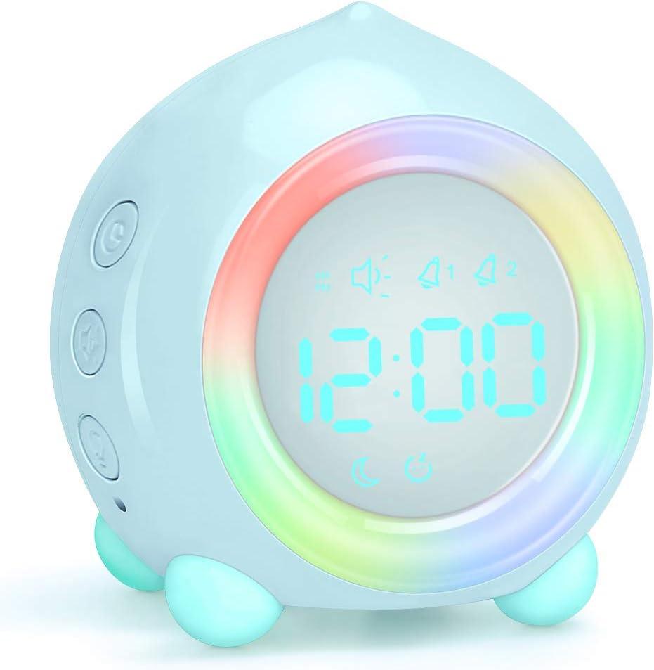 Spasm price Mail order cheap Allnice Digital Alarm Clock Dual Bedside LED