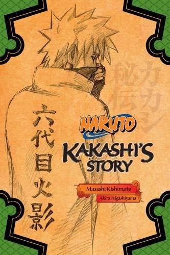 Naruto: Kakashi's Story.