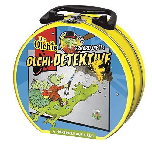 Mein Hörbuch-Koffer: Die Olchis IV-Olchi-Detektive