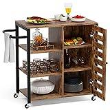 Trolley de cocina Trolley de servicio Carrito de cocina Trolley de catering...