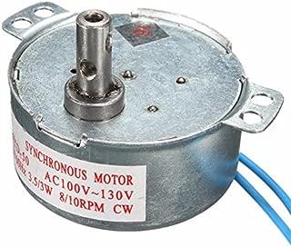 110V AC 8/10RPM CCW/CW Synchronous Motor