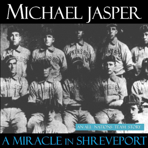 A Miracle in Shreveport audiobook cover art