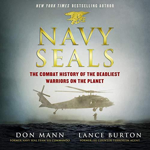 Navy SEALs cover art