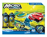 Micro Chargers Hyper Jump Race Track Set