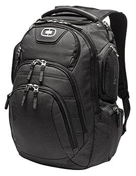 OGIO 411073 Surge RSS 15  Laptop/MacBook Pro Black Backpack
