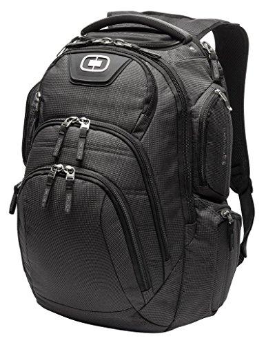 OGIO 411073 Surge RSS 15' Laptop/MacBook Pro Black Backpack