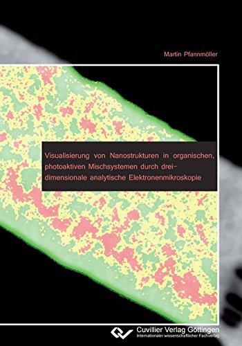 Visualisierung von Nanostrukturen in organischen, photoaktiven Mischsystemen durch dreidimensionale analytische Elektronenmikroskopie