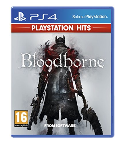 Bloodborne (Ps Hits) - Classics - PlayStation 4 [Importación italiana]
