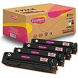 Excellent Print CF400X CF401X CF403X CF402X 201X Compatible Cartucho de Toner para HP Color Laserjet Pro M252dw M274n MFP M277dw MFP M277n