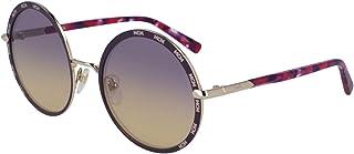 ام سي ام نظارة شمسية دائري للنساء - بني , MCM127S-720-55