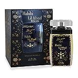 Nabeel Habibi Lil Abad Black Spray Perfume (100ml)