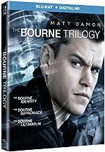 Bourne Trilogy [Edizione: Stati Uniti] [Italia] [Blu-ray]