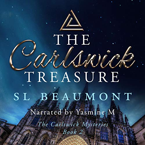 The Carlswick Treasure cover art