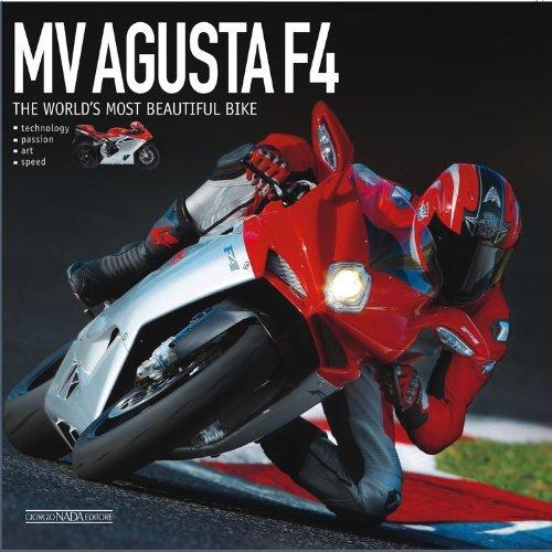 [ Mv Augusta F4 The Most Beautiful Bike In The World ] By Grizzi, Otto ( Author ) Apr-2011 [ Hardback ] MV Augusta F4 The Most Beautiful Bike in the World