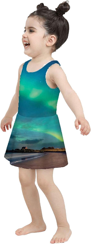 Padoni Toddler Girls Swimsuit One Dress Swimwear Flounce Max 58% OFF Piece Ranking TOP20 B