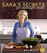 sara moulton weeknight meals recipes