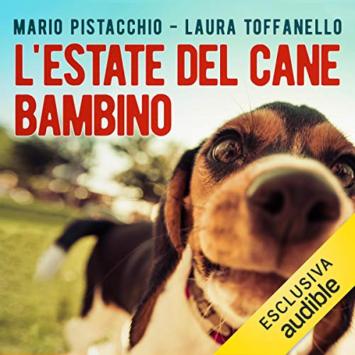 L'estate del cane bambino audiobook cover art