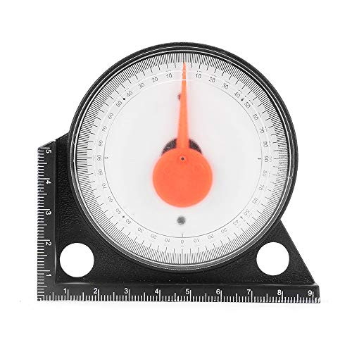 MASUNN Helling Inclinometer Protractor Tilt Level Meter Hoek Finder Clinometer Gauge Meting