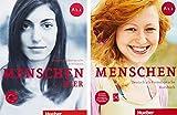 Menschen hier A1/1: Deutsch als Zweitsprache / Paket: Kursbuch Menschen und Arbeitsbuch Menschen hier mit Audio-CD