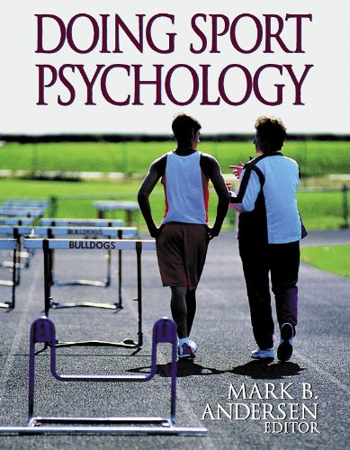Compare Textbook Prices for Doing Sport Psychology 1 Edition ISBN 9780736000864 by Andersen, Mark