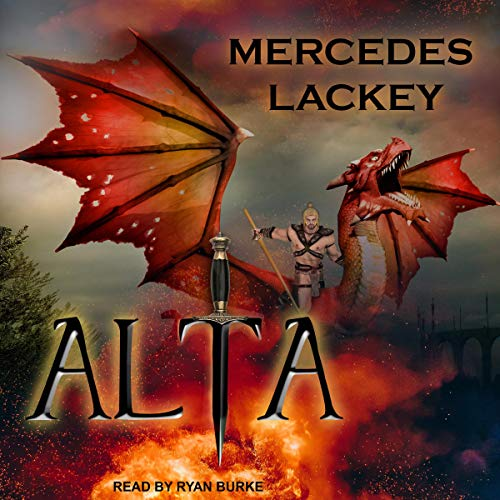 Alta audiobook cover art