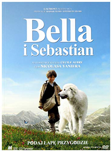 Belle & Sebastian [DVD]+[KSIĄŻKA] [Region 2] (IMPORT) (Keine deutsche Version)