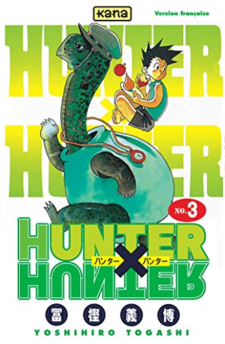 Hunter X Hunter, tome 3
