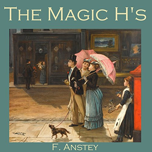 The Magic H's audiobook cover art