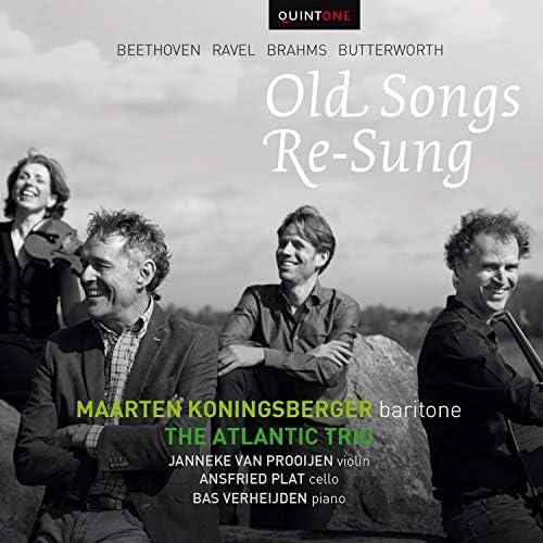 Maarten Koningsberger, The Atlantic Trio & Bas Verheijden