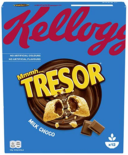 Kellogg Tresor Milk Chocolate (1 x 375 g)
