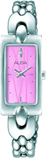 Alba Watch For Women - Casual Watch / Silver , Stainless Steel - Aegd49X1