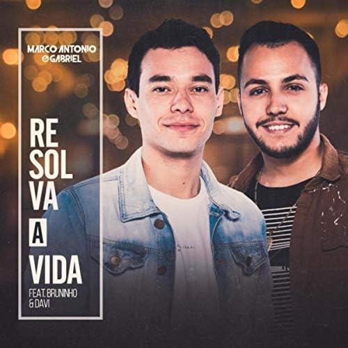 Marco Antonio & Gabriel feat. Bruninho & Davi