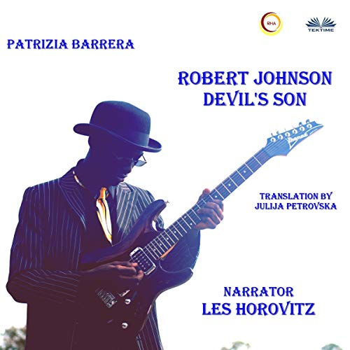 Robert Johnson Devil's Son audiobook cover art
