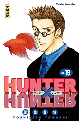 Hunter X Hunter - Tome 19 (Shonen)