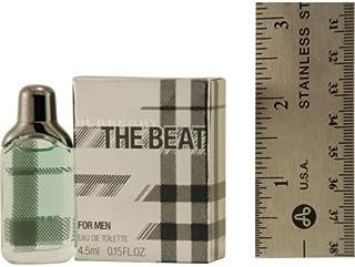 Burberry The Beat Aftershave Eau de Toilette Spray for Men, 4.5ml