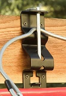 Little Giant Flat Back Bucket Wall Holder Bracket Made of Heavy Steel