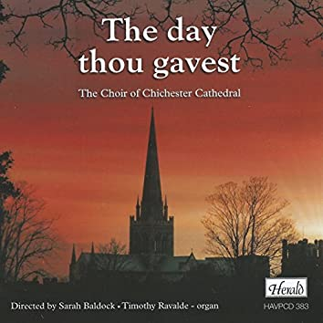 The Day Thou Gavest