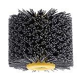 FLAMEER Nylonbürste Schleifbürste für Satiniermaschine, 80-240 Körnung - 180 Körnung